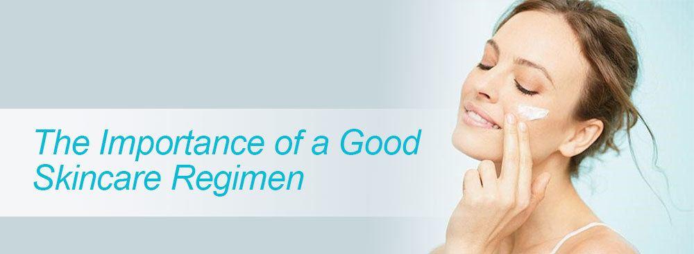 Title Image Importance of a Good Skincare Regimen