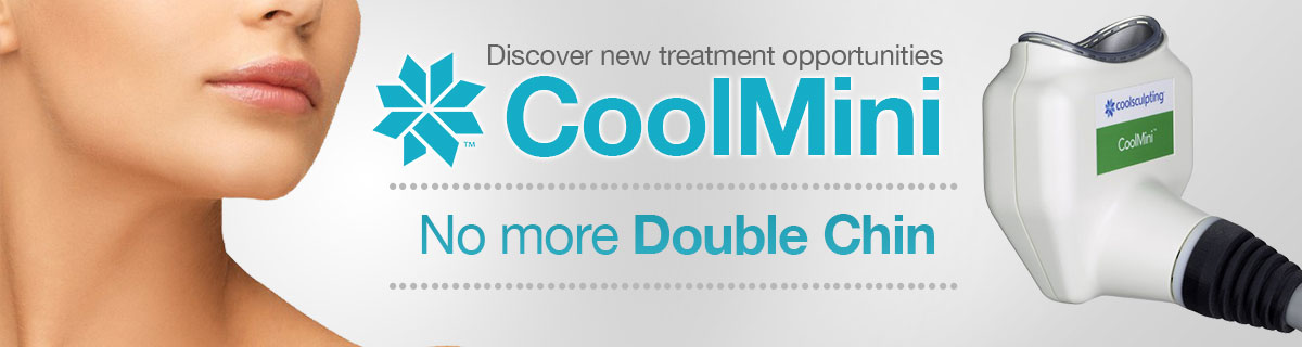 coolsculpting cool mini - eliminate your double chin
