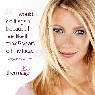 Thermage Gwyneth Paltrow